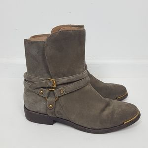 UGG Women's Boots Gray Size 9